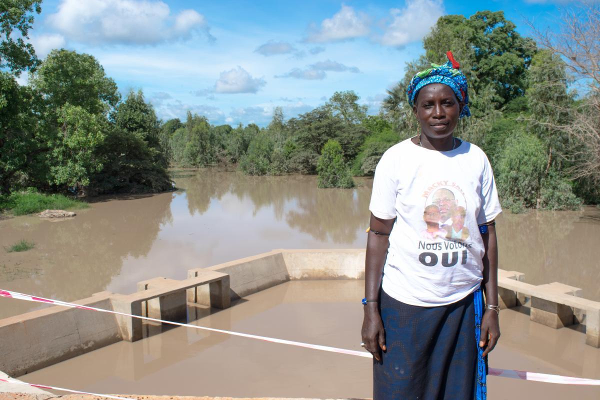 Saison des pluies 2016 au Sénégal