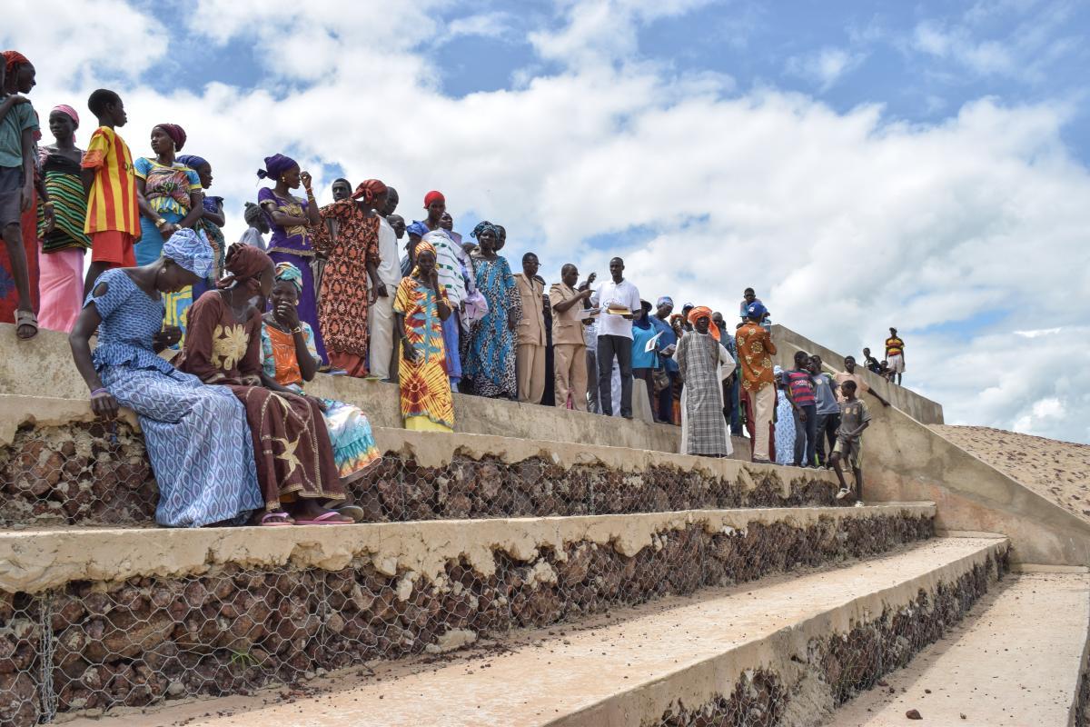 Visite officielle du Gouverneur de Kaffrine