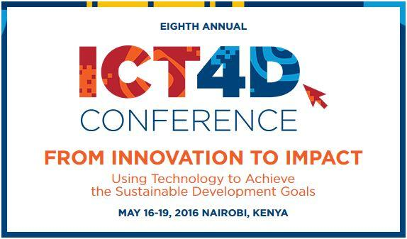 Focus on coordination: 8th ICT for Development International conference