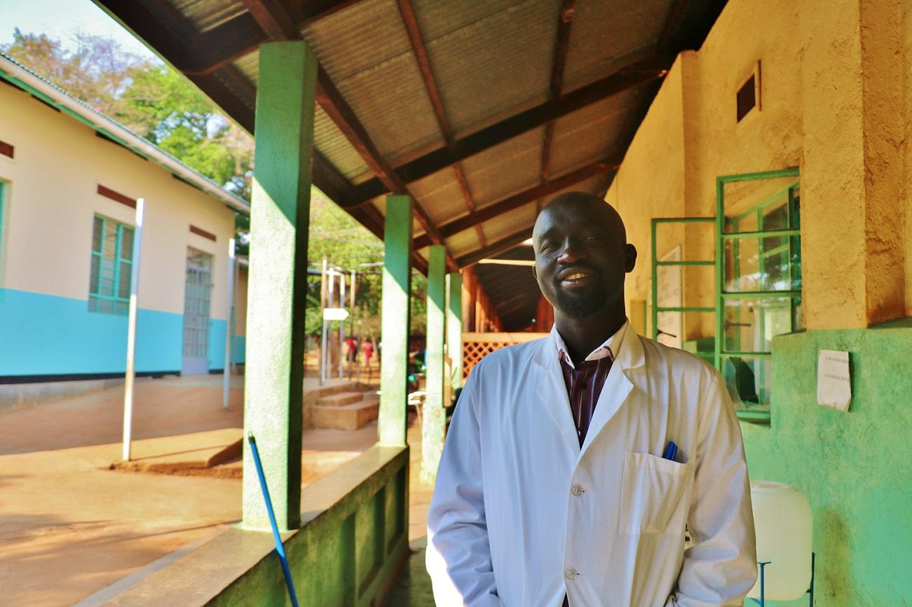 'Unfortunately a lot of diseases are still poverty related'