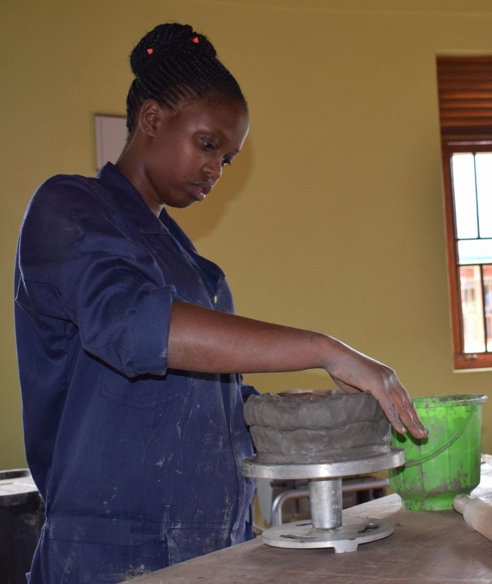 Skills Development Fund empowers women through bead-making