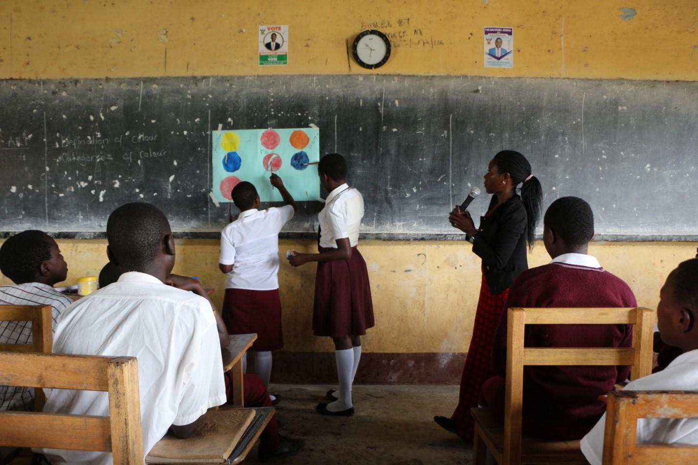 ACTIVE TEACHING AND LEARNING TAKES ROOT IN NATIONAL TEACHERS' COLLEGES