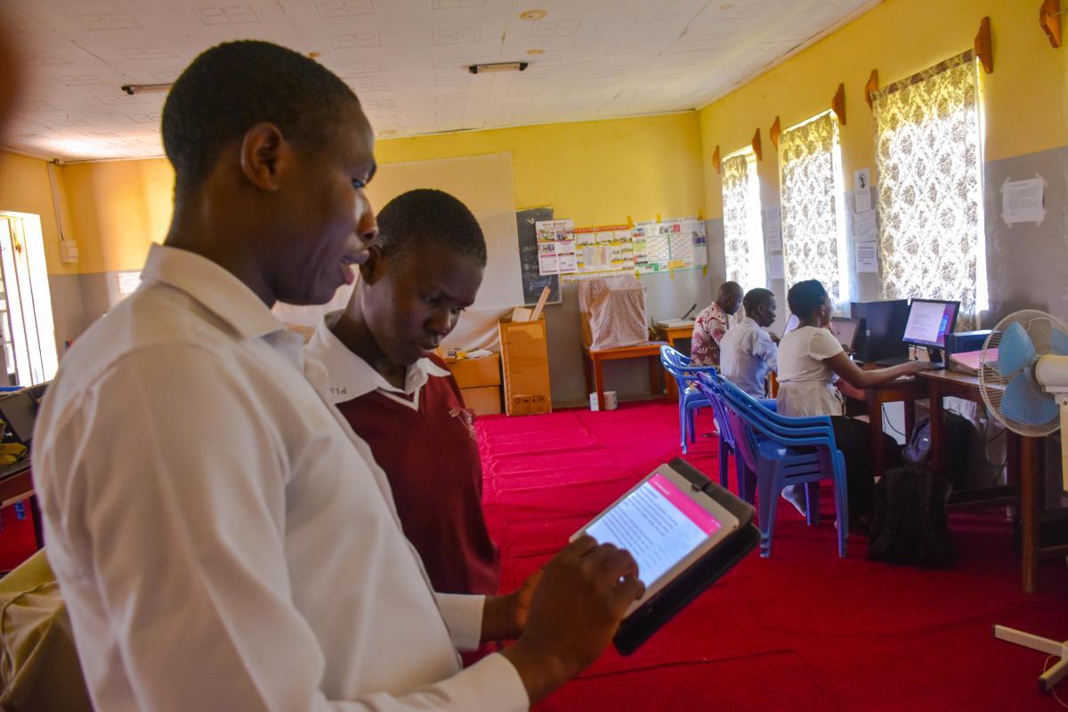 Transforming Information into Shareable Knowledge - Uganda