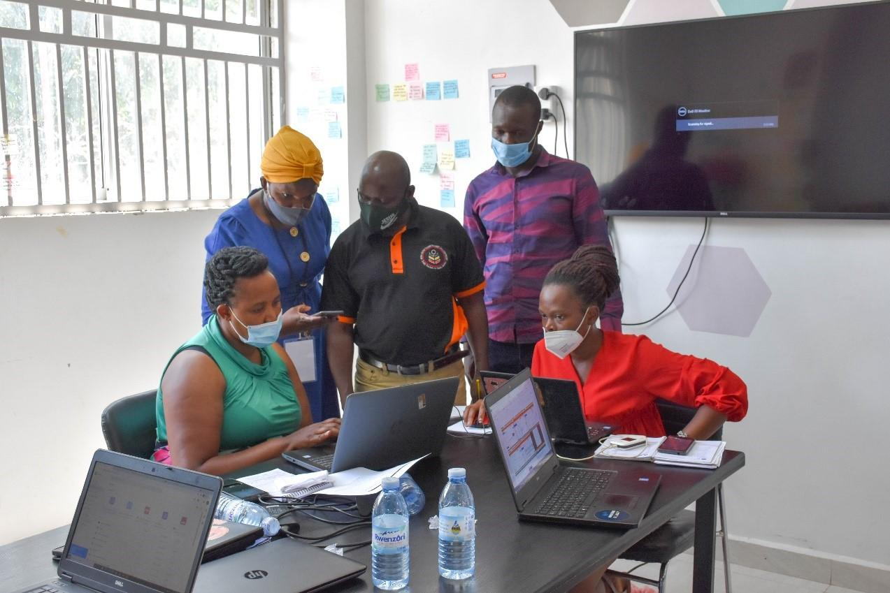 Hacking Our Way to Hybrid Education in the NTCs - Uganda