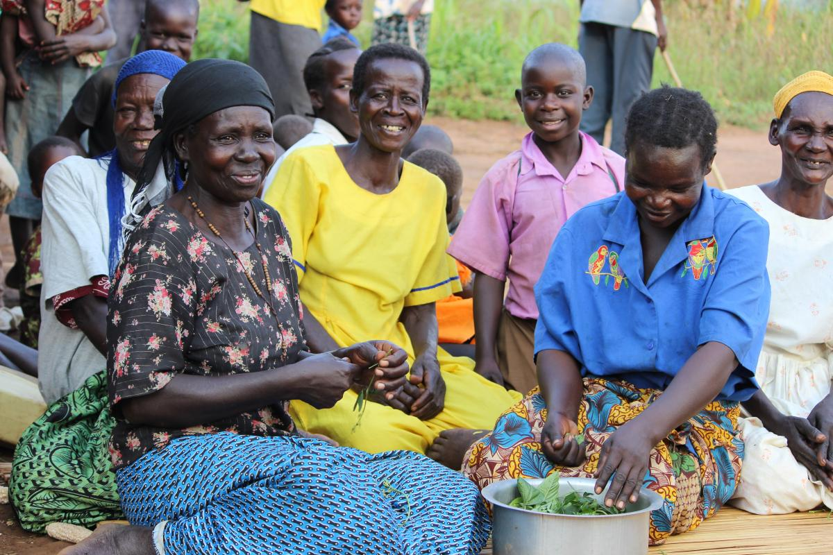 THE SUPPORT PROGRAMME FOR REFUGEE SETTLEMENTS AND HOST COMMUNITIES IN NORTHERN UGANDA (SPRS-NU) TO IMPROVE FOOD SECURITY, NUTRION AND LIVELIHOODS