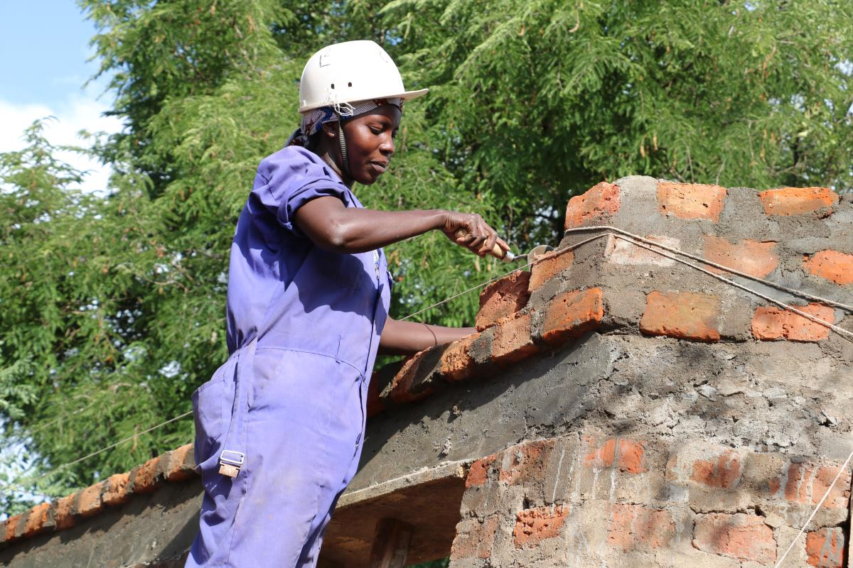 Breaking gender stereotypes through skills training
