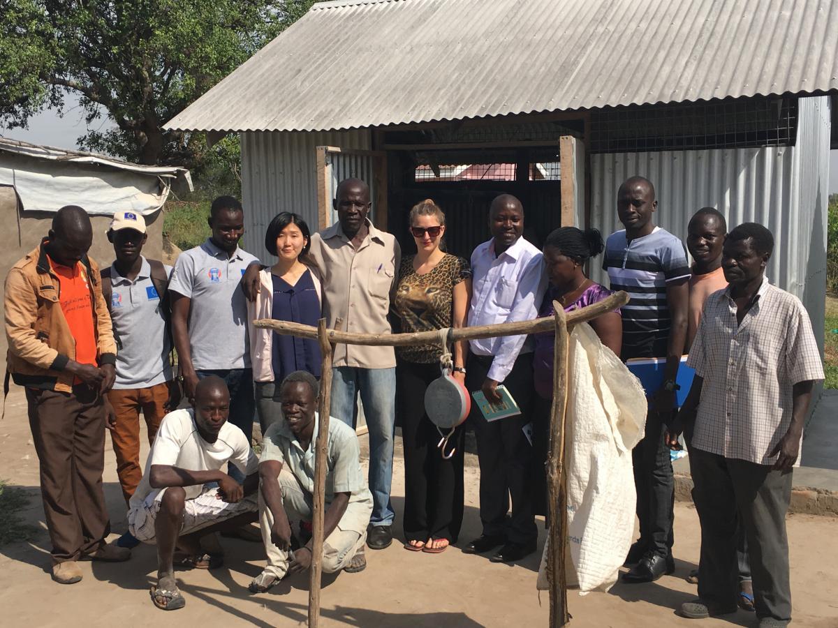 SPRS-NU hosts UNHCR team advancing Comprehensive Refugee Response Framework