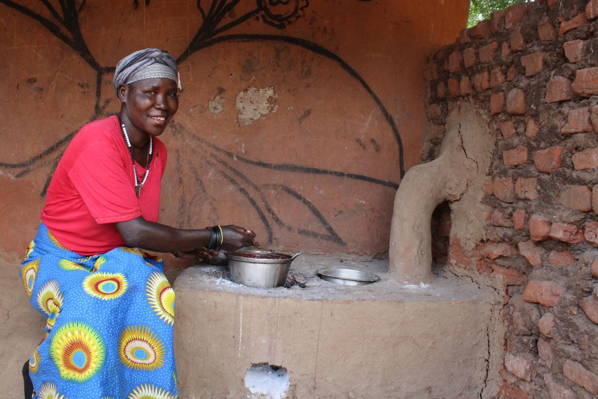Cooking up livelihood opportunities with eco-friendly stoves
