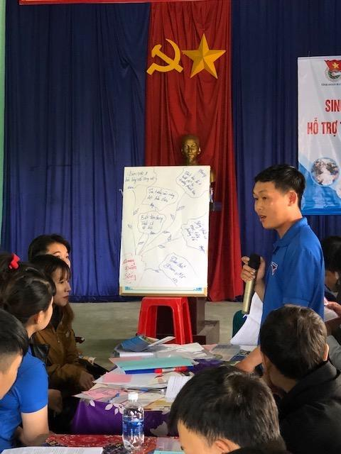 Kon Tum Youth Union reaching out into communes